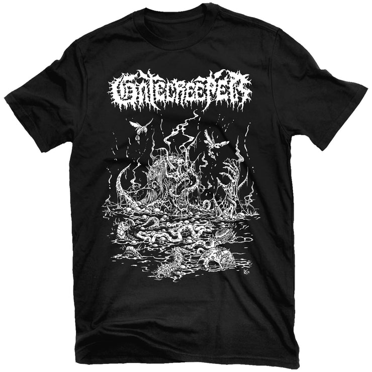 Gatecreeper - Deserted t-shirt