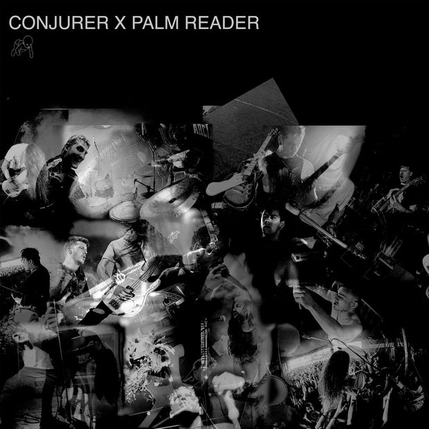 Conjurer / Palm Reader - Conjurer x Palm Reader Split CD