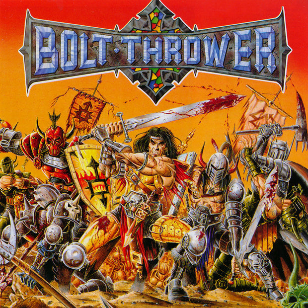 Bolt Thrower - Warmaster 12""