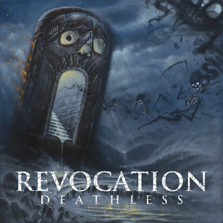 Revocation - Deathless CD
