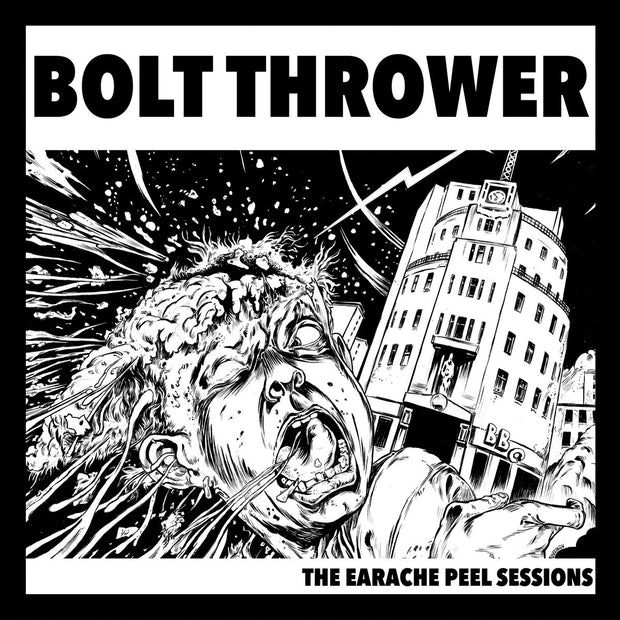 Bolt Thrower - The Earache Peel Sessions 12""