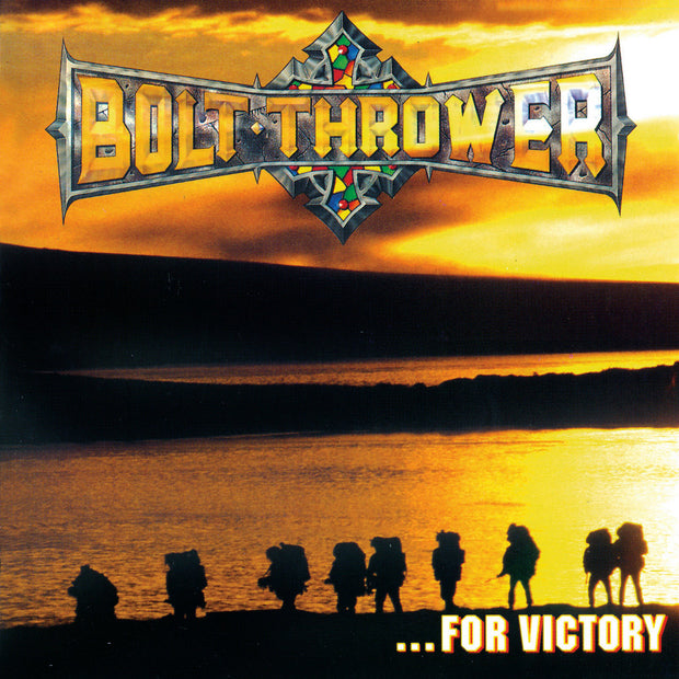 Bolt Thrower - ...For Victory 12""