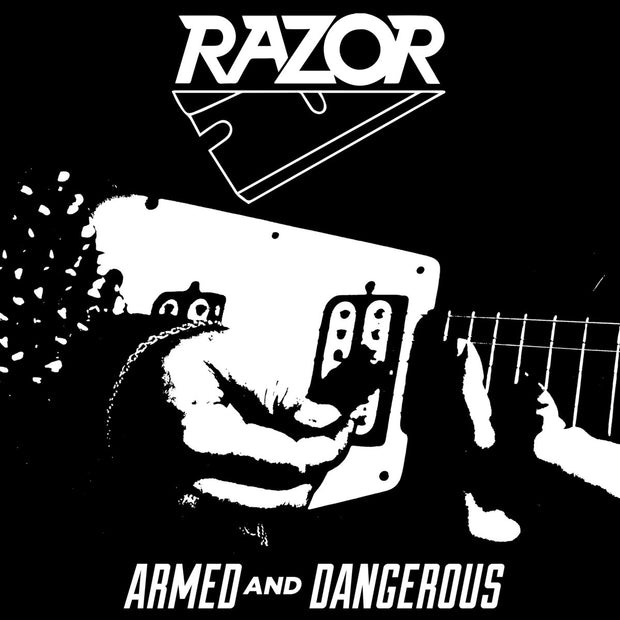 Razor - Armed And Dangerous 12""