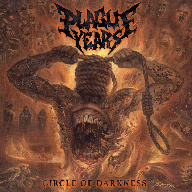 Plague Years - Circle Of Darkness 12""
