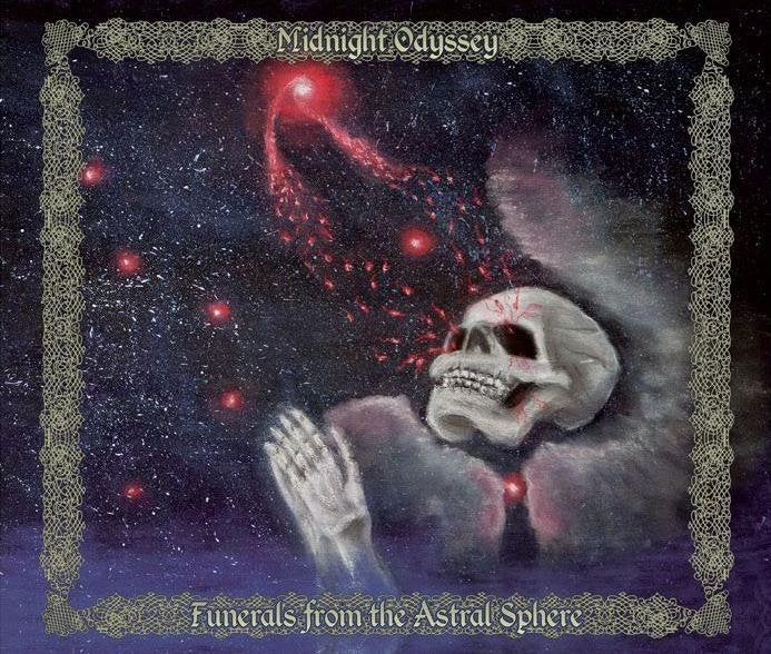 Midnight Odyssey - Funerals From The Astral Spheres (Slipcase) 2xCD