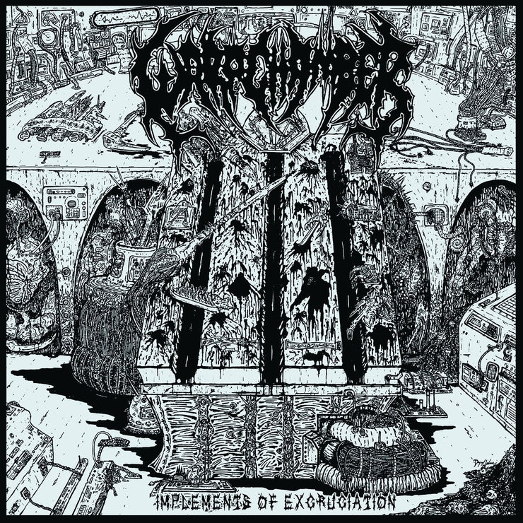Warp Chamber - Implements Of Excruciation CD