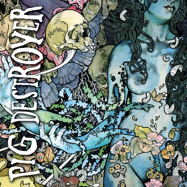 Pig Destroyer - Phantom Limb CD