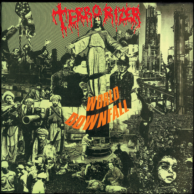 Terrorizer - World Downfall 12""