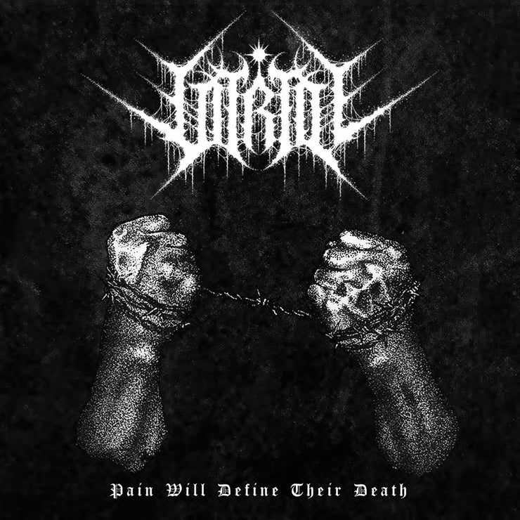 Vitriol - Pain Will Define Their Death CD