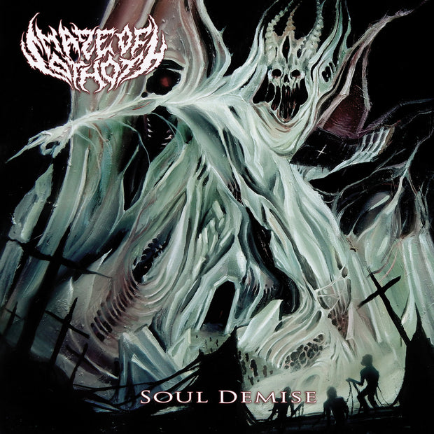 Maze Of Sothoth - Soul Demise CD