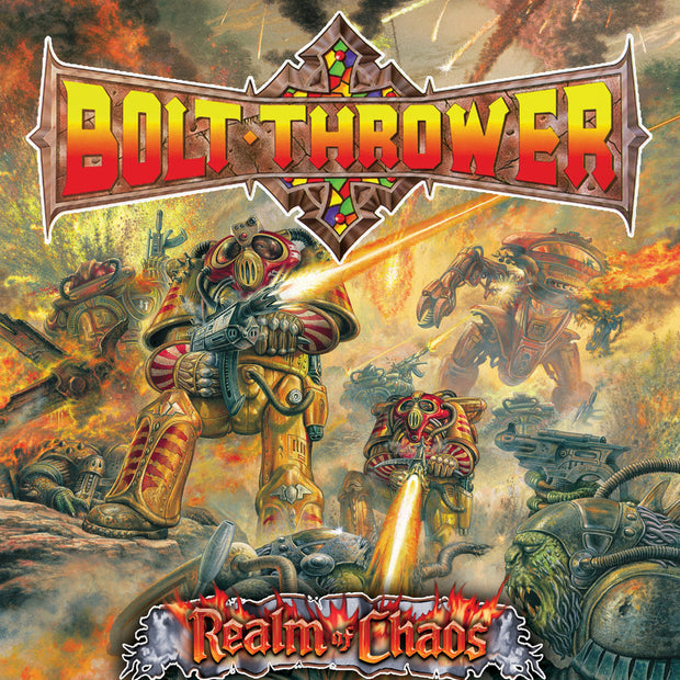 Bolt Thrower - Realm Of Chaos 12""