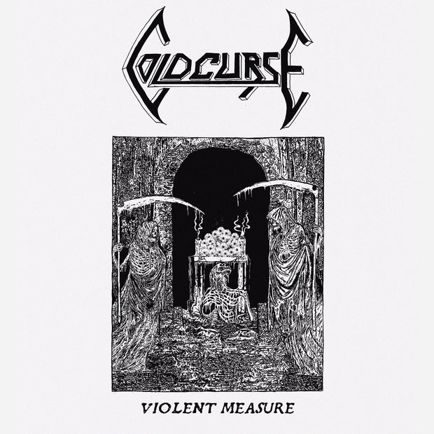 Cold Curse - Violent Measure 7""