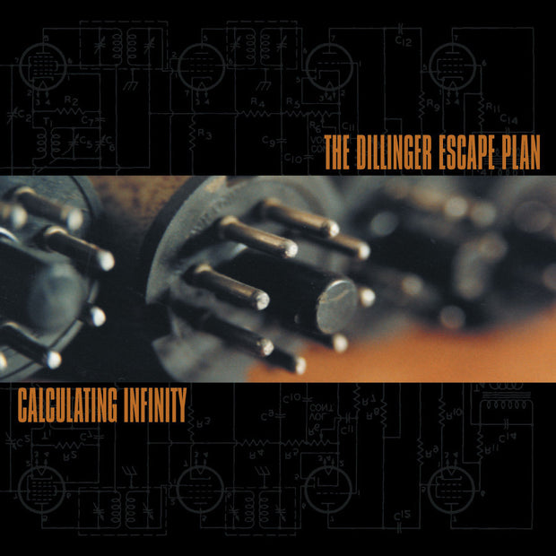 The Dillinger Escape Plan - Calculating Infinity 12""