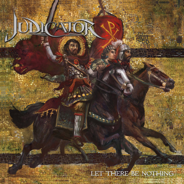 Judicator - Let There Be Nothing 12""
