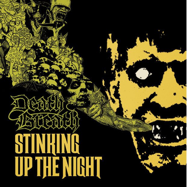 Death Breath - Stinking Up The Night 12""
