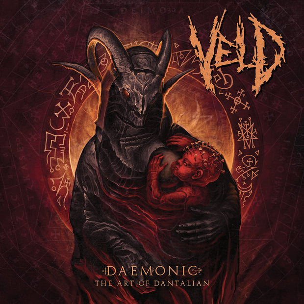 Veld - Daemonic: The Art Of Dantalian 12""