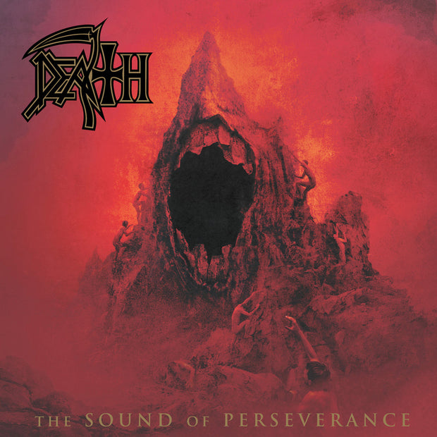 Death - The Sound Of Perseverance 2x12""