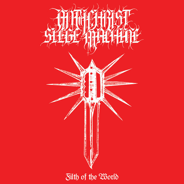 Antichrist Siege Machine - Filth Of The World 7""