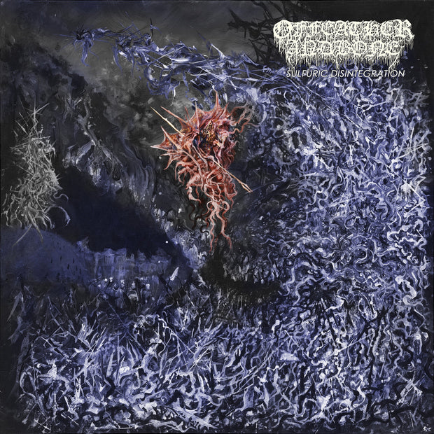 Of Feather And Bone - Sulfuric Disintegration CD