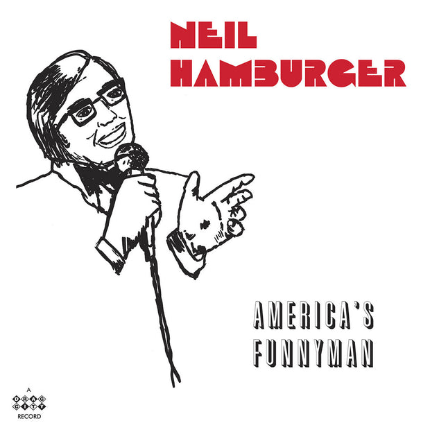 Neil Hamburger - America's Funnyman CD