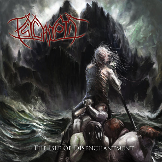 Psycroptic - The Isle Of Disenchantment CD