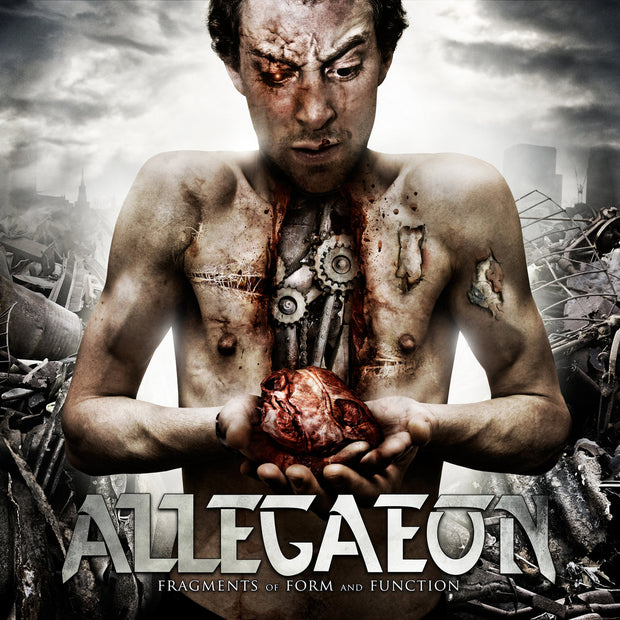 Allegaeon - Fragments Of Form And Function CD