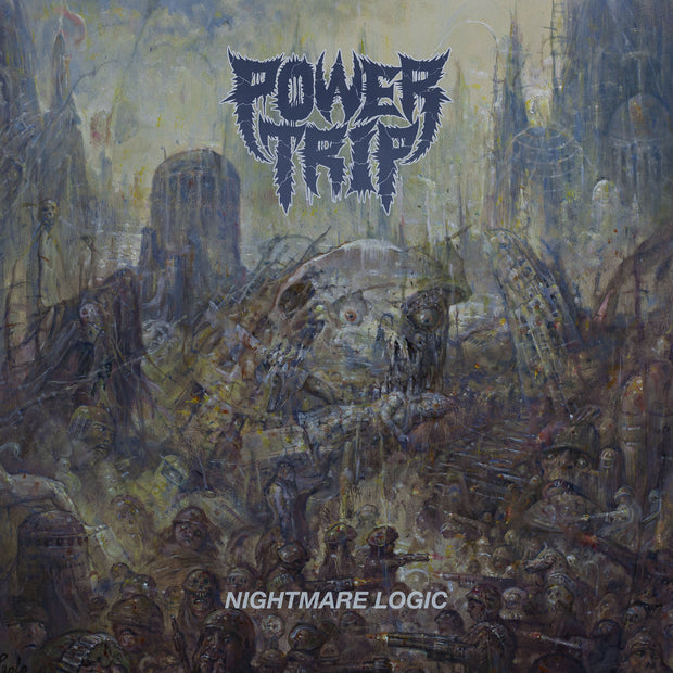 Power Trip - Nightmare Logic 12""