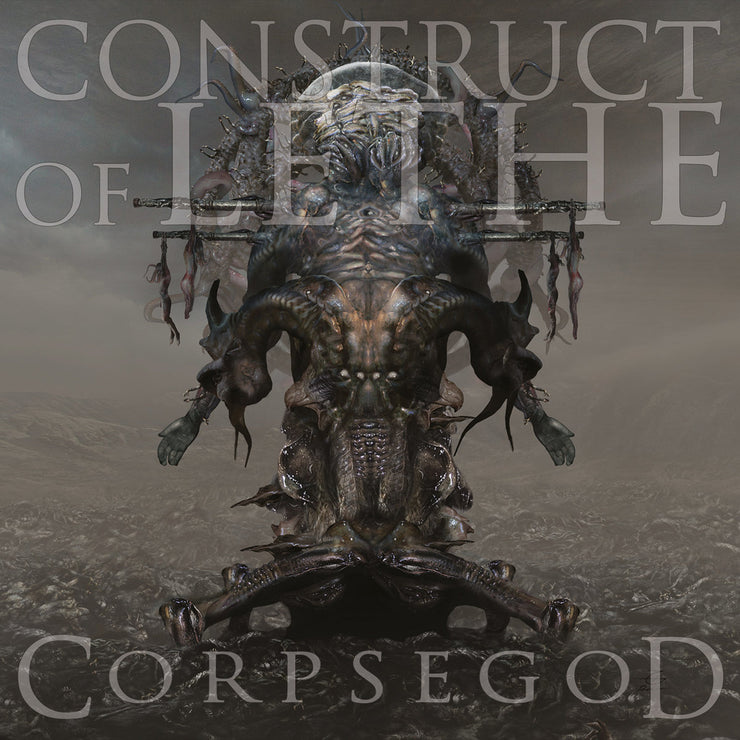 Construct Of Lethe - Corpsegod CD