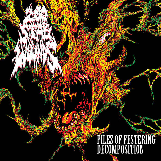 200 Stab Wounds - Piles Of Festering Decomposition CD