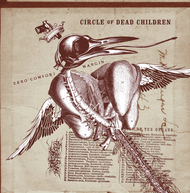 Circle Of Dead Children - Zero Comfort Margin CD