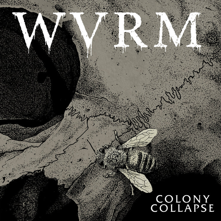 WVRM - Colony Collapse CD