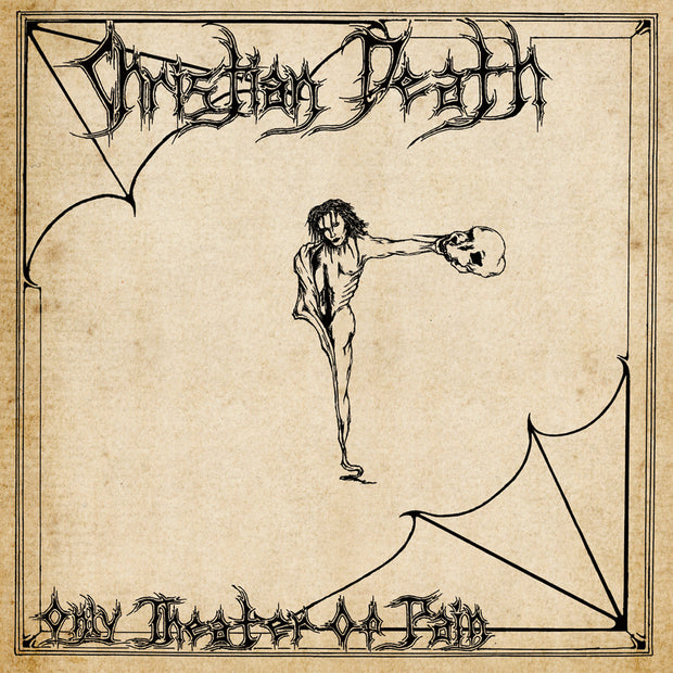 Christian Death - Only Theatre Of Pain (Remastered) 12""