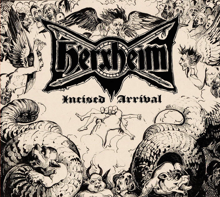 Herxheim - Incised Arrival (Digi) CD