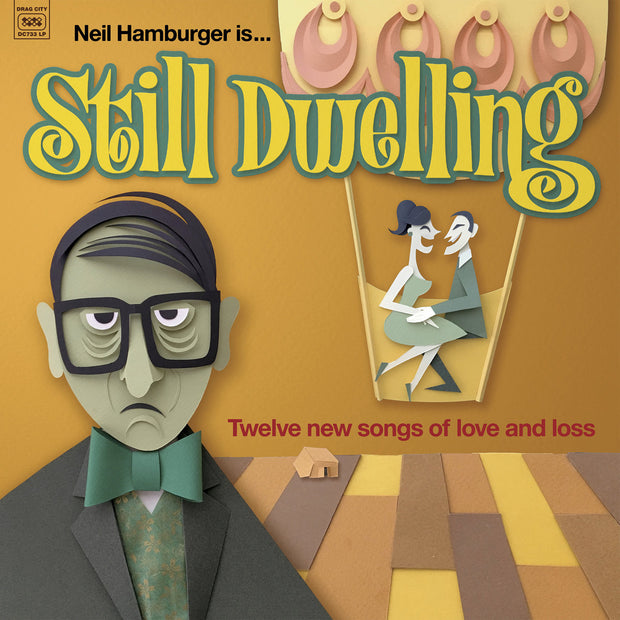 Neil Hamburger - Still Dwelling 12""