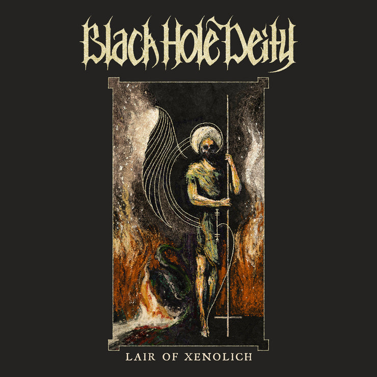 Black Hole Deity - Lair Of Xenolich CD