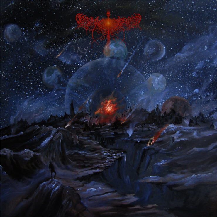 Cosmic Putrefaction - The Horizons Towards Which Splendour Withers 12""