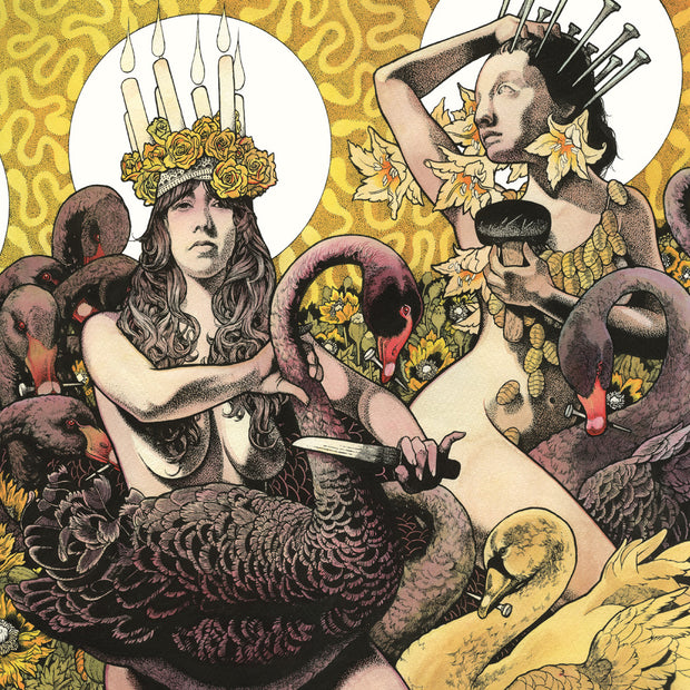 Baroness - Yellow & Green (Pic Disc) 2x12""