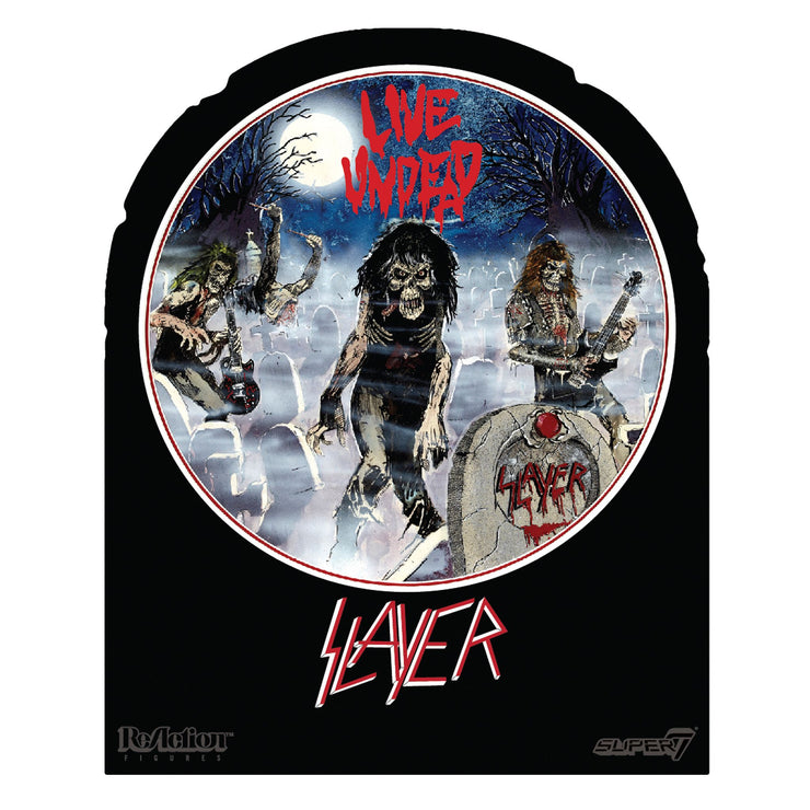 Slayer - Live Undead (3-Pack) ReAction figure