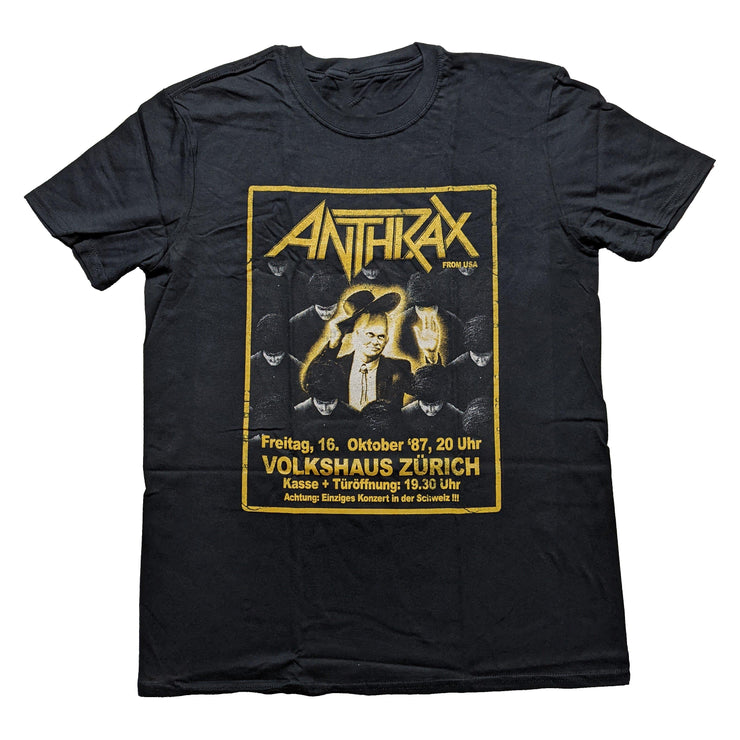 Anthrax - Among The Living Flyer t-shirt