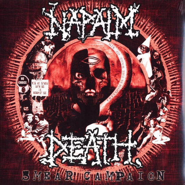 Napalm Death - Smear Campaign 12""