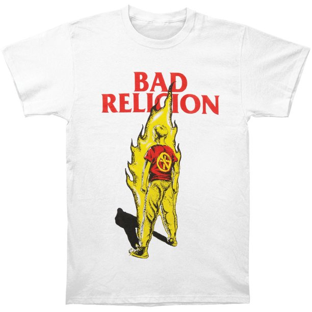 Bad Religion - Boy On Fire t-shirt