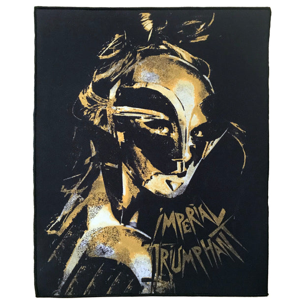 Imperial Triumphant - Alice back patch