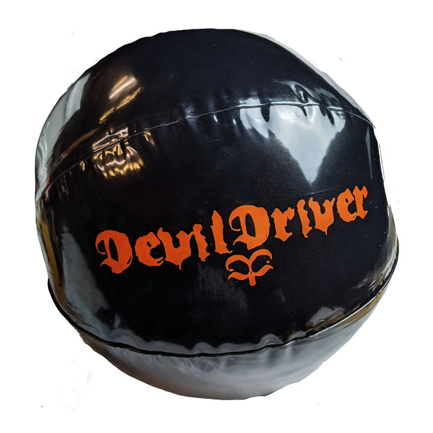 DevilDriver - Logo Beach Ball