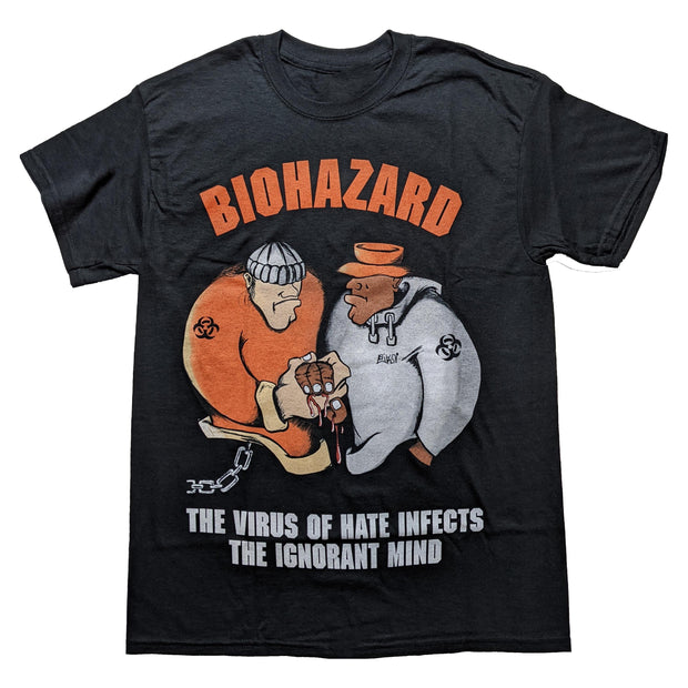 Biohazard - The Virus Of Hate t-shirt
