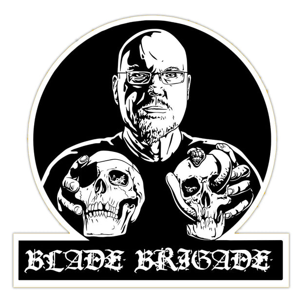Blade Brigade - Slagel patch