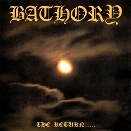 Bathory - The Return...... 12""