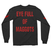 Fulci - Eye Full Of Maggots long sleeve *PRE-ORDER*