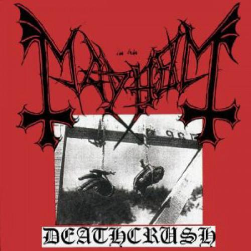 Mayhem - Deathcrush 12""