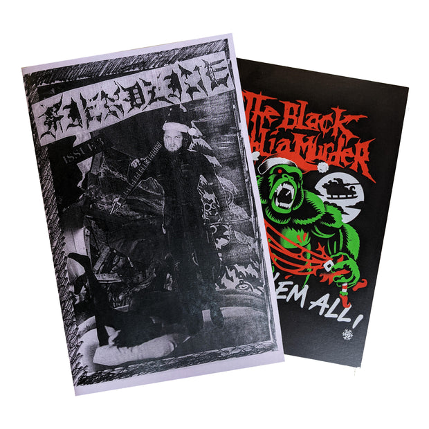 The Black Dahlia Murder - Fiendzine zine