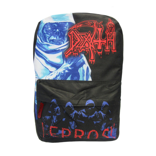 Death - Leprosy backpack